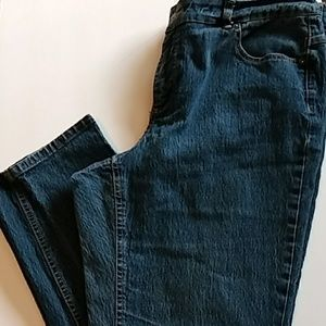 Classic stretch denim jeans